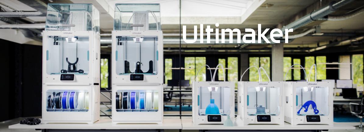 Ultimaker S-sarja Laajenee – Uusi Aikakausi On Alkanut