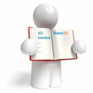 Oppimaan 3D-tulostuksesta?