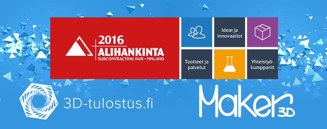 Tampereen Alihankintamessut 2016