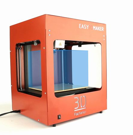 Oma 3D-tulostin?