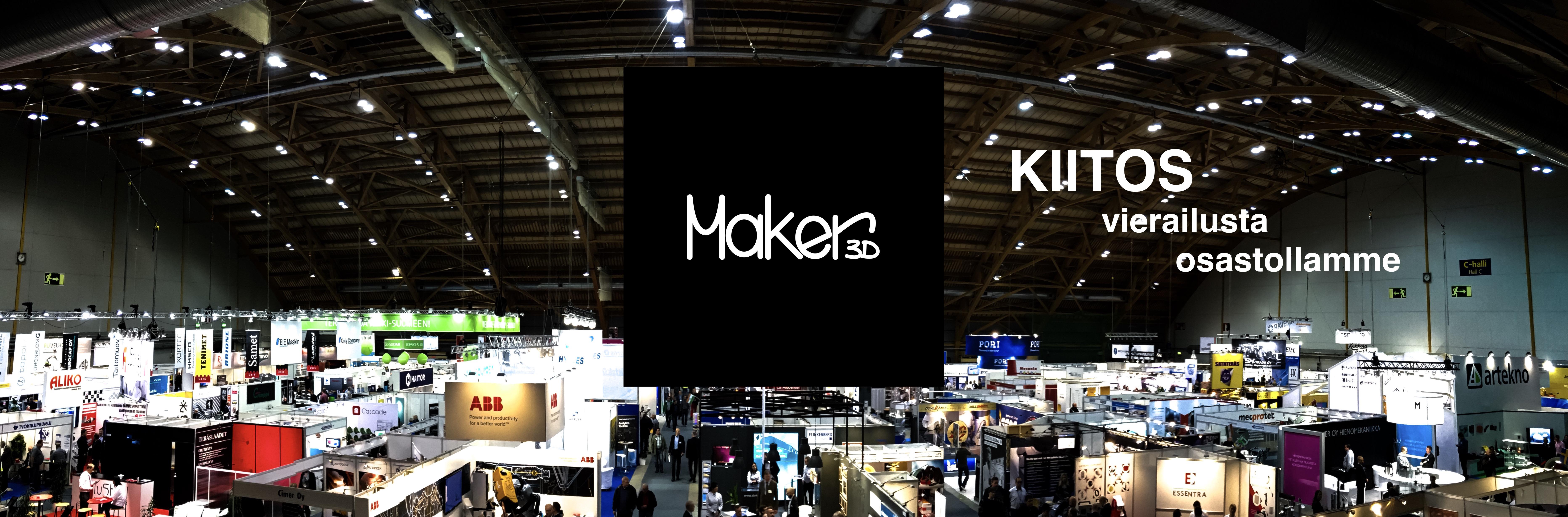 Maker3D ja Alihankinta 2016